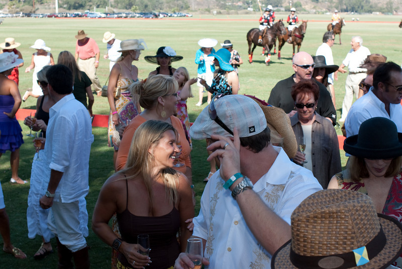 2009, Polo, Hat Day, Rossmore Cup-185
