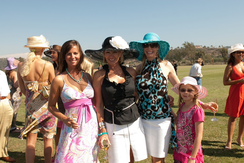 2009, Polo, Hat Day-204