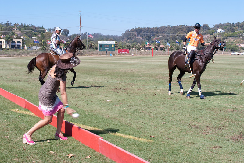 2009, Polo, Hat Day, Rossmore Cup-143