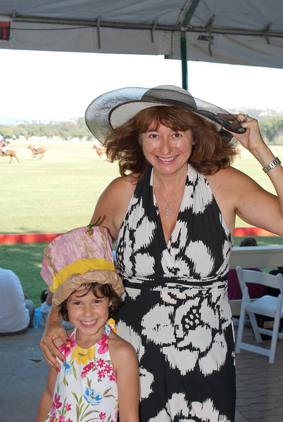 2009, Polo, Hat Day, Rossmore Cup-198