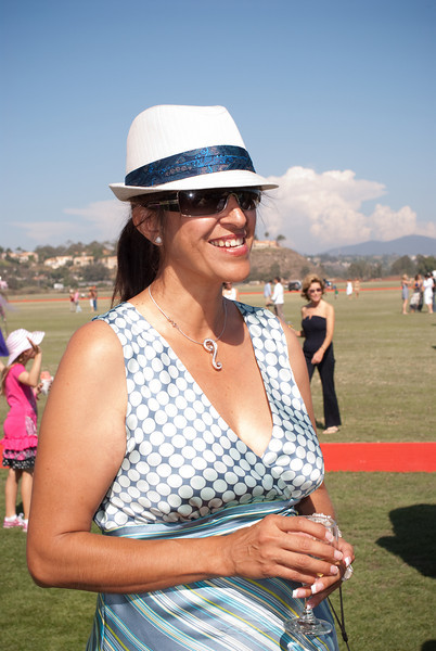 2009, Polo, Hat Day, Rossmore Cup-169