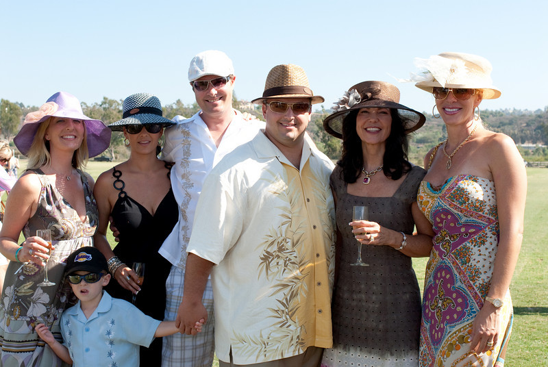 2009, Polo, Hat Day, Rossmore Cup-182