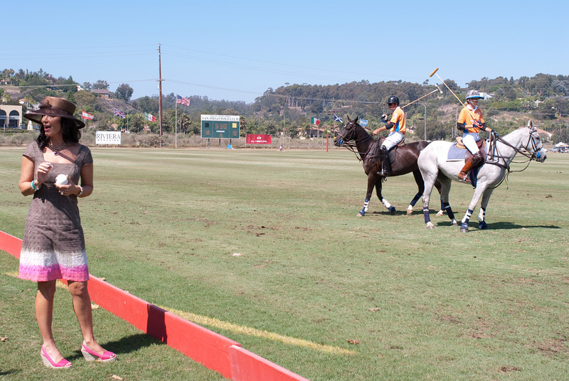 2009, Polo, Hat Day, Rossmore Cup-141