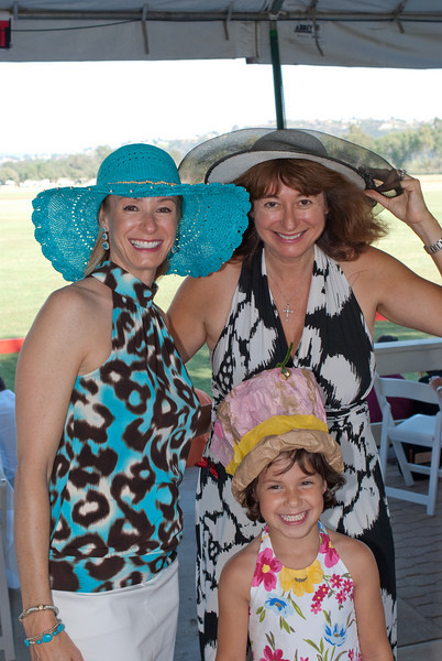 2009, Polo, Hat Day, Rossmore Cup-196