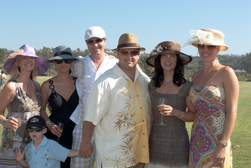 2009, Polo, Hat Day, Rossmore Cup-180