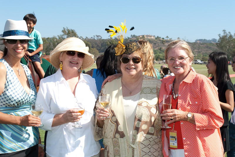 2009, Polo, Hat Day, Rossmore Cup-170