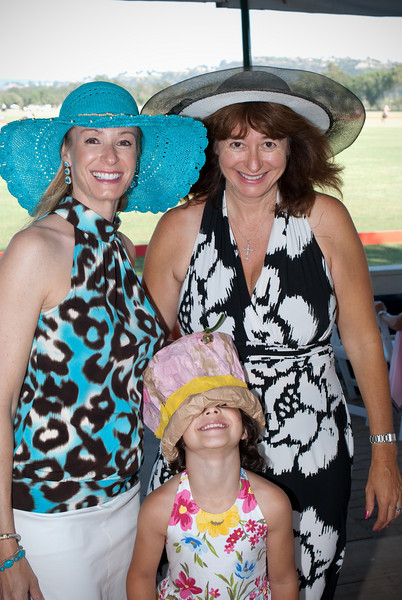 2009, Polo, Hat Day, Rossmore Cup-194