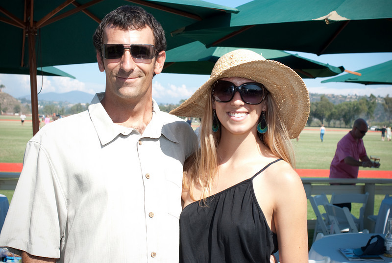 2009, Polo, Hat Day, Rossmore Cup-165