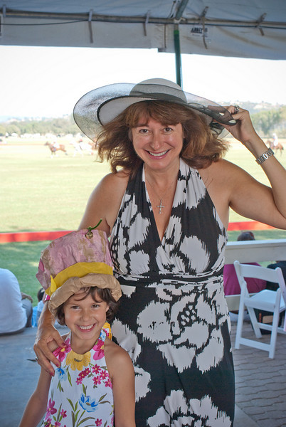 2009, Polo, Hat Day, Rossmore Cup-199