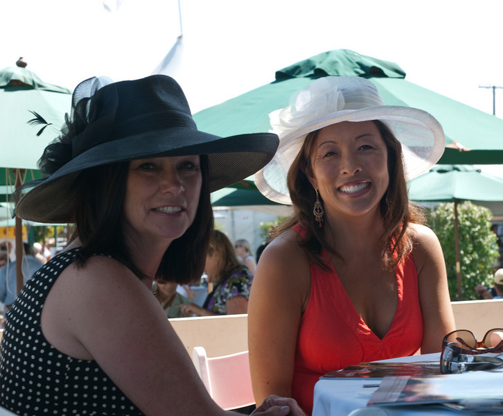 2009, Polo, Hat Day-154