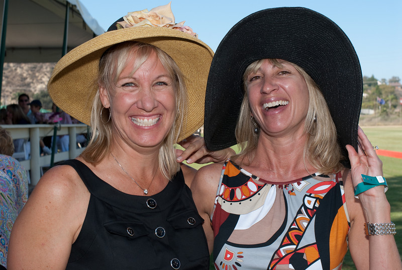 2009, Polo, Hat Day, Rossmore Cup-158
