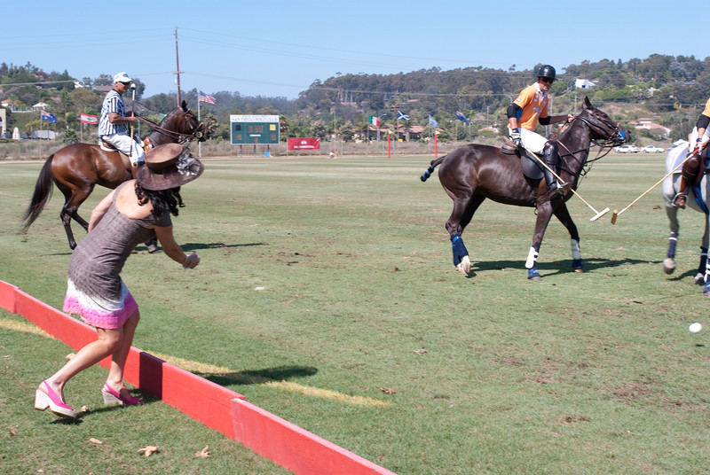 2009, Polo, Hat Day, Rossmore Cup-144