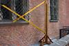 Triquetrum, instrumenti usado por Copernico en el Collegium Maius