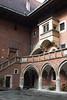 Interior del Collegium Maius (Universidad Jagielliona)