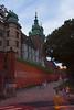 Subida al Wawel