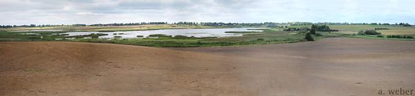 Pond near Kwiecewo, Poland<br /> Staw pod Kwiecewem, Polska