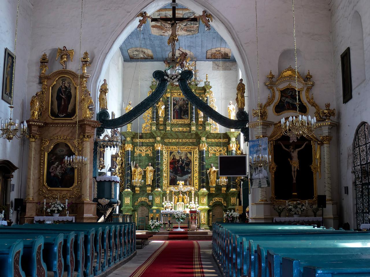 Parish of St.. Anne Radzyń Chełmiński / Parafia św. Anny w Radzyniu Chełmińskim