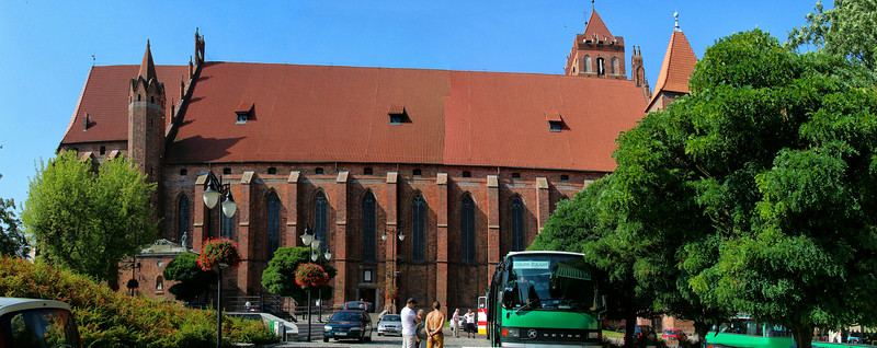 Co-Cathedral of St.. St. John the Evangelist in Kwidzyń / Konkatedra św. Jana Ewangelisty w Kwidzynie
