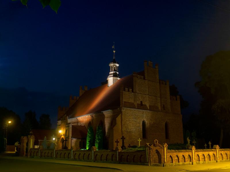 Corpus Christi Church in Pelplin / Kościół Bożego Ciała w Pelplinie