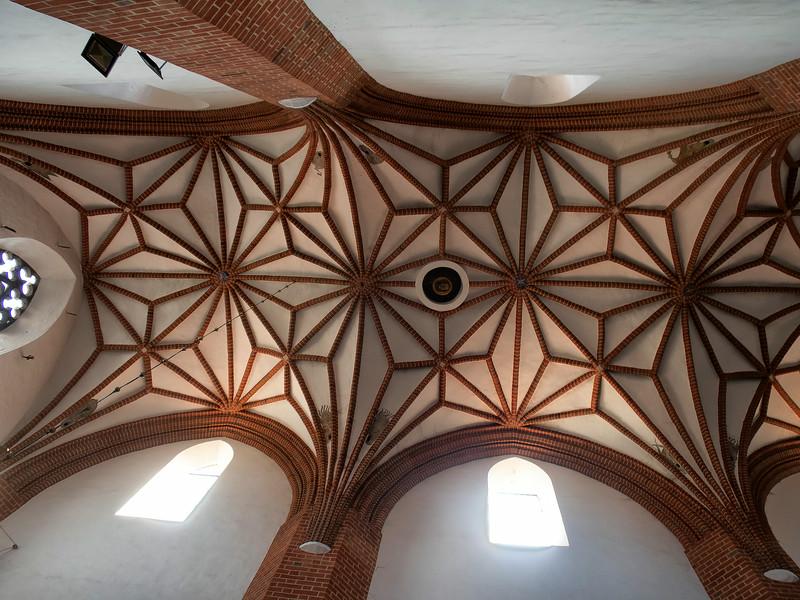 Parish of St. John the Baptist in Orneta / Parafia św. Jana Chrzciciela w Ornecie
