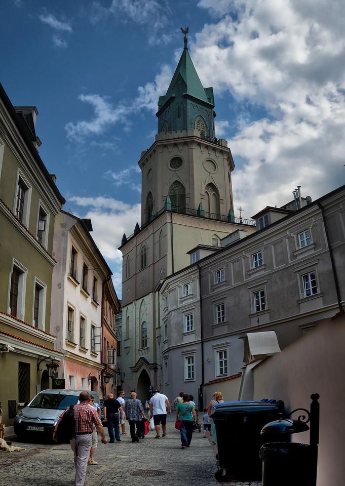 Trinitarian Tower in Lublin, Poland / Wieża Trynitarska w Lublinie, Polska
