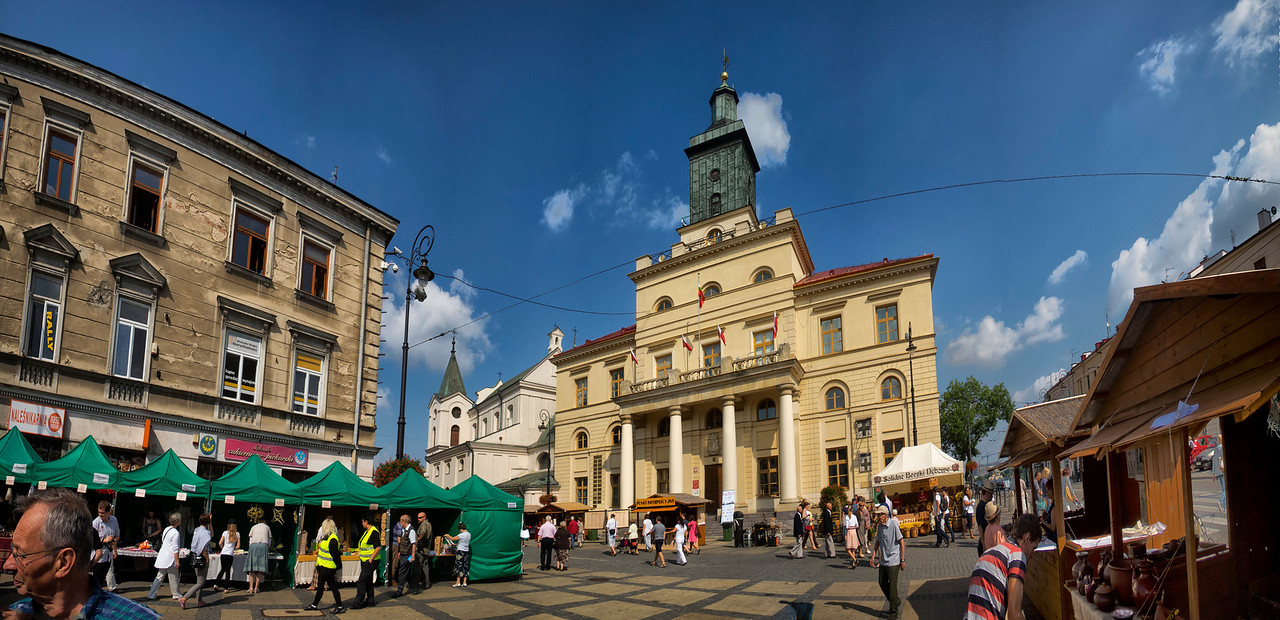 City Hall, Lublin, Polska