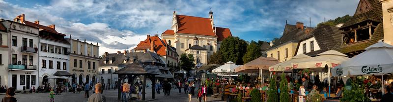 Main Market Square, Kazimierz Dolny, Poland / Rynek Starego Miasta, Kazimierz Dolny, Polska