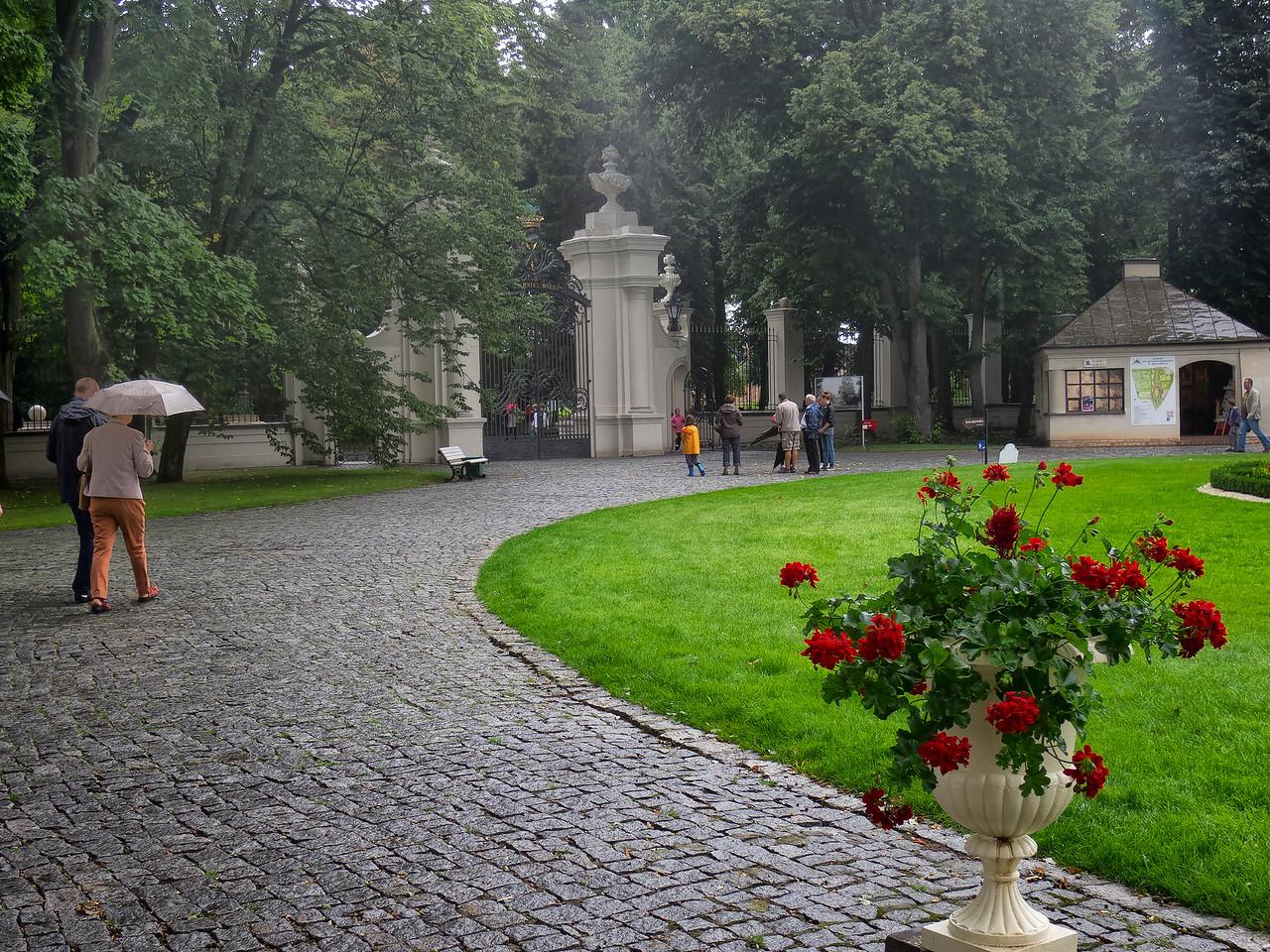 The Zamoyski Palace in Kozłówka, Polska / Pałac Zamoyskich w Kozłówce, Polska