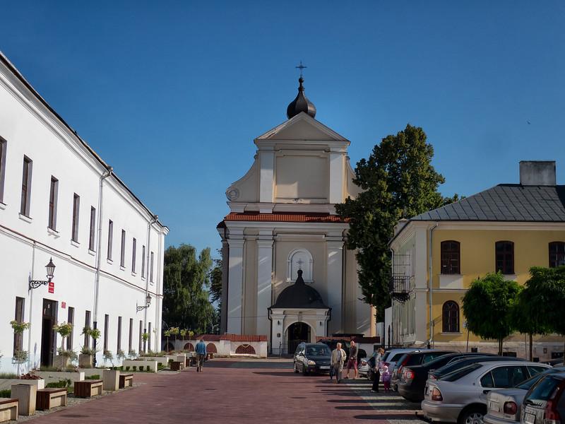 St, Catherine Church, Zamość, Polska / Kosciol Sw. Katarzyny, Zamość, Polska
