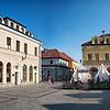 Salt Market, Zamość, Polska / Rynek Solny w Zamościu, Polska