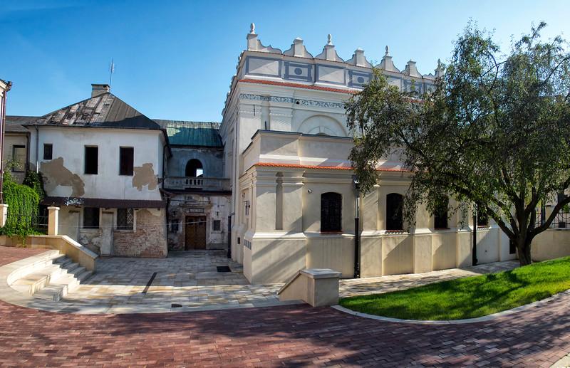 Synagogue, Zamość, Polska / Synagoga, Zamość, Polska