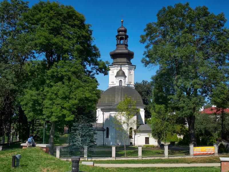 St. Nicholas Church, Zamość, Polska / Kosciol Sw. Mikolaja w Zamościu, Polska