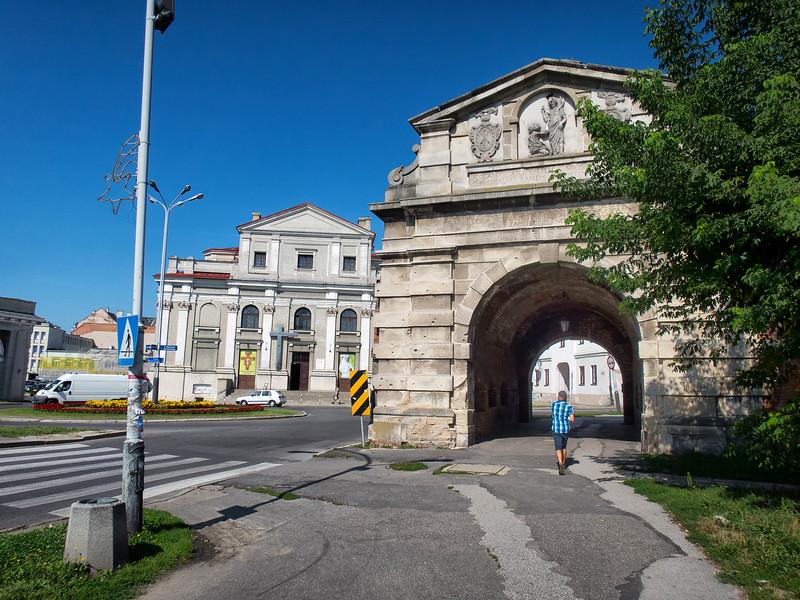 Old Lviv Gate, Zamość, Polska / Stara Brama Lwowska, Zamość, Polska