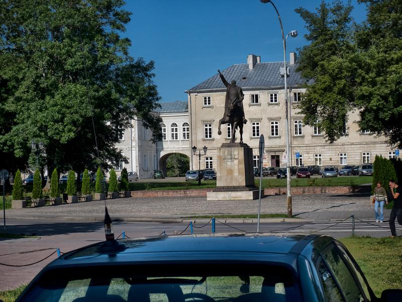 The Zamoyski Palace,  Zamość, Polska / Pałac Zamoyskich, Zamość, Polska