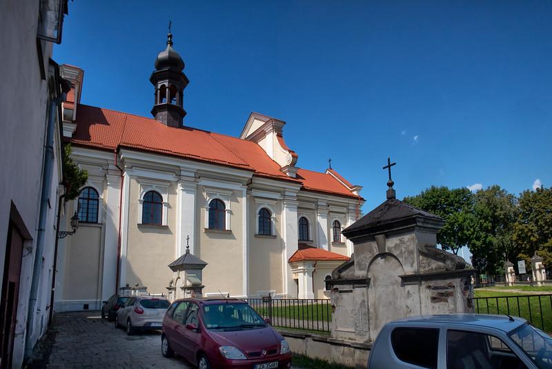 Kościół św. Katarzyny, Zamość, Polska