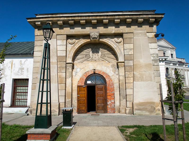 New Lviv Gate, Zamość, Polska / Nowa Brama Lwowska, Zamość, Polska