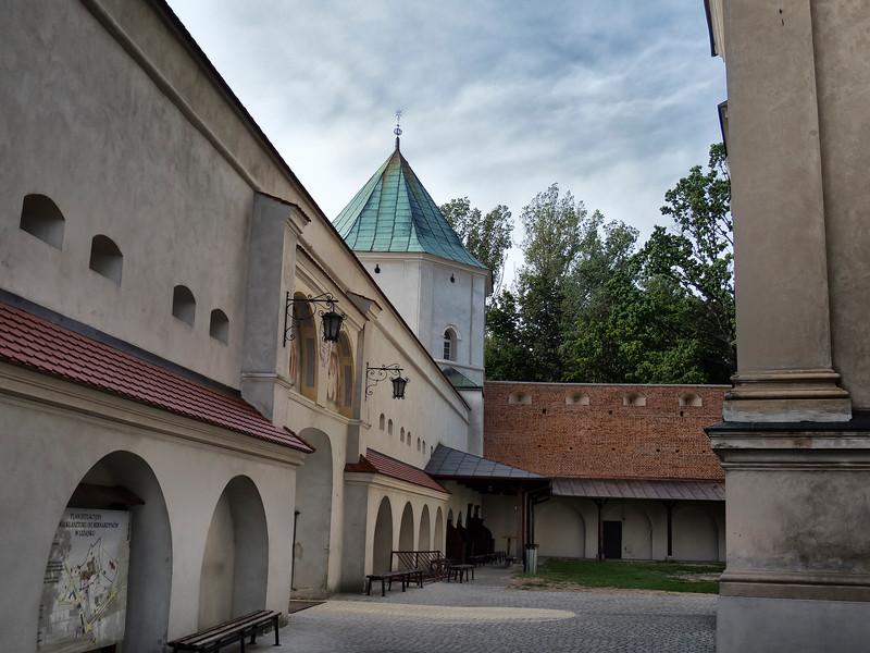 The Bernardine Order Monastery and Church Complex in Leżajsk, Poland / Zespół Kościoła i Klasztoru Bernardynów w Leżajsku, Polska