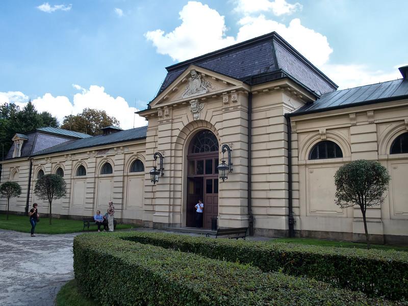 Stables and Coach House in Łańcut, Poland / Stajnie i Wozownia w Łańcucie, Polska