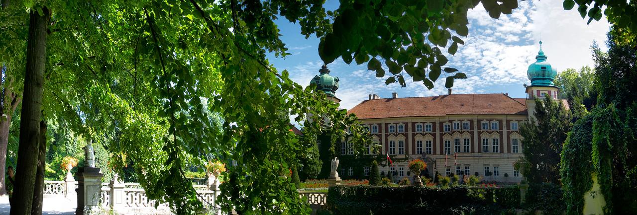 Łańcut Castle in Łańcut, Poland / Zamek w Łańcucie, Polska
