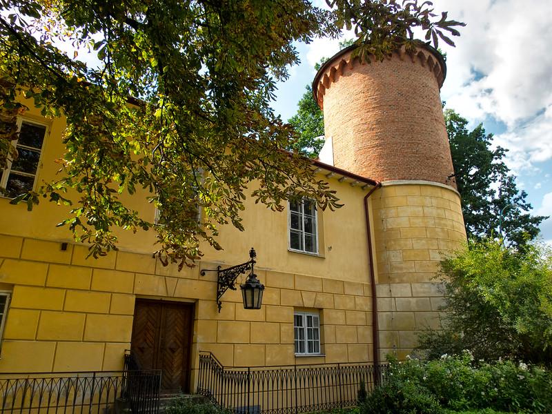 Romantic Castle at Łańcut Castle in Łańcut, Poland / Zameczek Romantyczny przy Zamek w Łańcucie, Polska