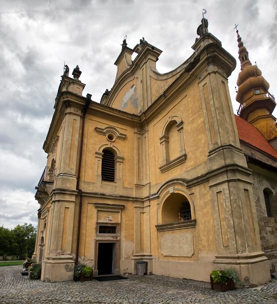 Cistercian Monastery with the Church of St Mary and St. Florian in Koprzywnica, Polska / Zespół pocysterski z kościołem pw Najświętszej Marii Panny i św. Floriana w Koprzywnicy, Polska