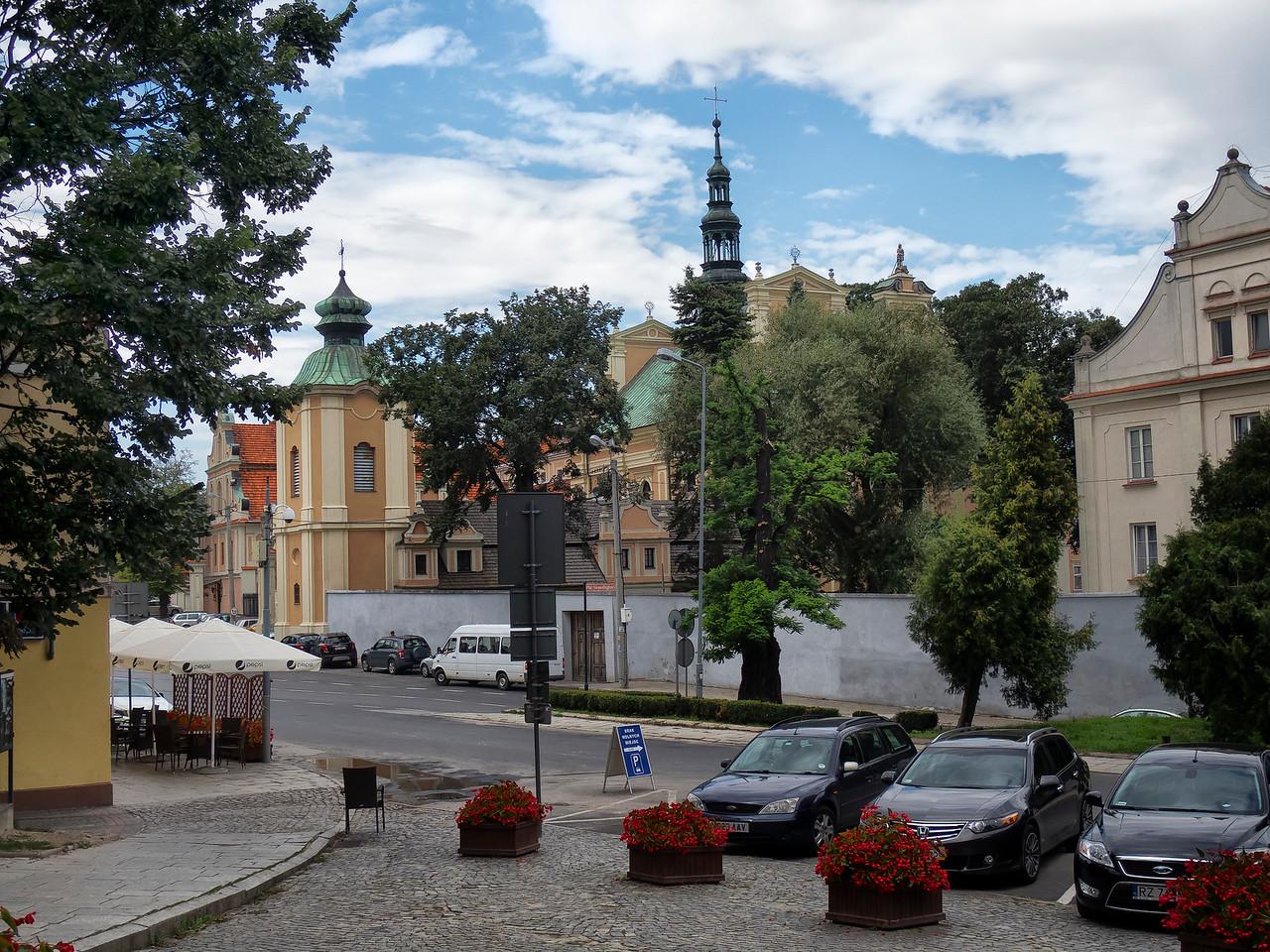 St. Michael Church, Sandomierz, Poland / Kościół św. Michała, Sandomierz, Polska