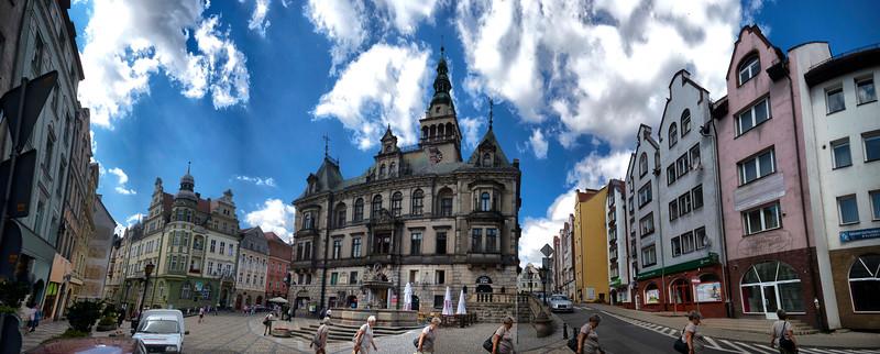 City Hall, Klodzko, Polska / Ratusz w Klodzku, Polska