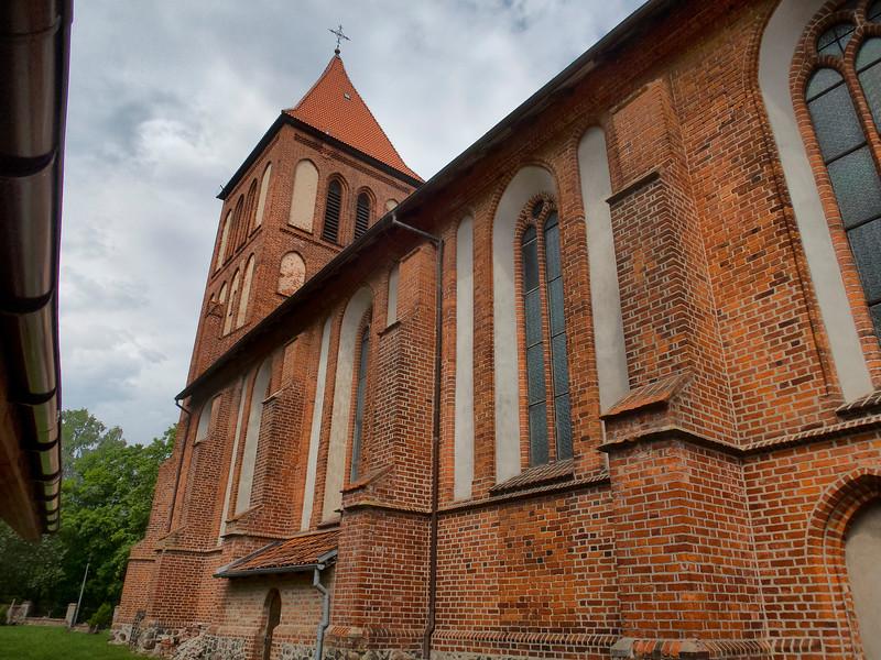 Parish Church of St. John the Baptist in Orneta, Polska / Kościół parafialny - Parafia Św. Jana Chrzciciela w Ornecie, Polska