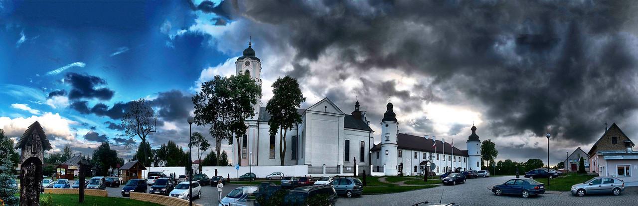 Basilica of the Visitation of the Blessed Virgin Mary in Sejny, Polska / Bazylika Nawiedzenia Najświętszej Maryi Panny w Sejnach, Polska
