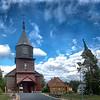 Wodden Church of Sts. Anne, Giby, Polska / Drewniany kościół św. Anny w Gibach, Polska