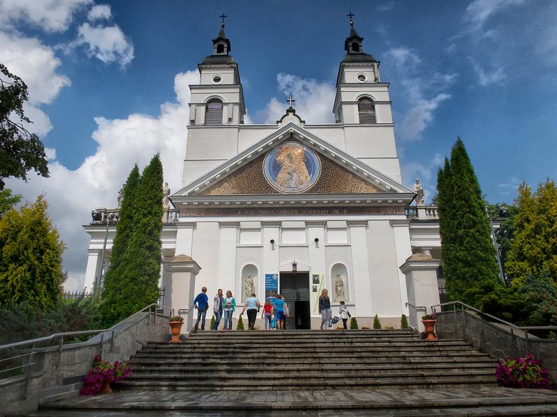 Church of Sts. Anthony in Sokółka, Polska / Kościół pw. Św. Antoniego Padewskiego, Sokółka, Polska