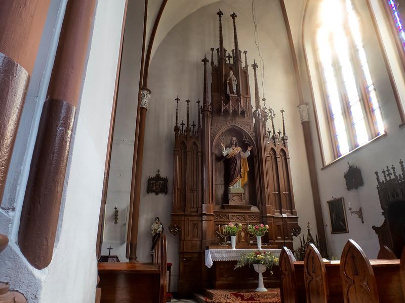 Church of Sts. Anne, Krynki, Polska / Kościół św. Anny w Krynkach, Polska