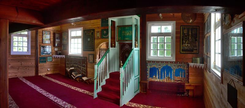 Mosque in Bohoniki, Polska / Meczet w Bohonikach, Polska
