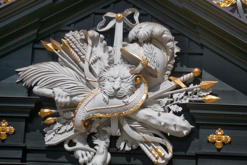 Branicki Palace, Białystok, Polska / Pałac Branickich w Białymstoku, Polska